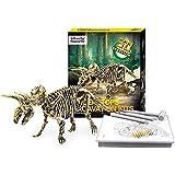 Dinosaur Skeleton 3D Dino Fossil Bones Excavation Science Kit