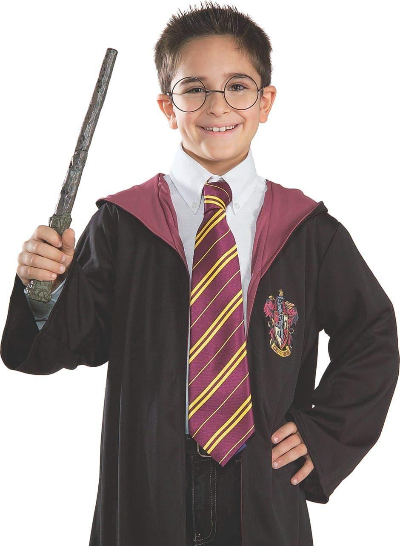 Harry Potter Gryffindor Economy Tie Rubies 9709 B000Z72FFG