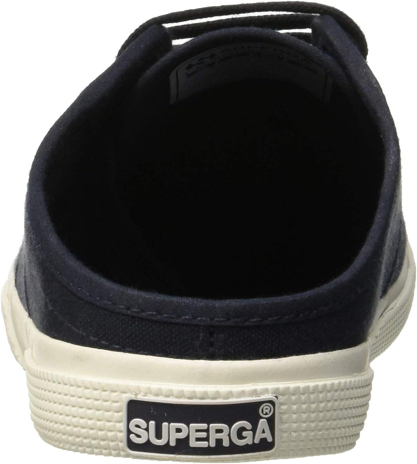 Superga Womens Closed Toe Sandals