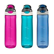 Contigo AUTOSPOUT Technology Leak & Spill-Proof Water Bottles