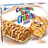 Cinnamon Toast Crunch Treats, 8 Count (Pack of 12)
