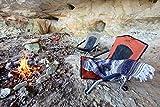 ALPS Mountaineering Tri-Leg Stool, Rust, 8120005