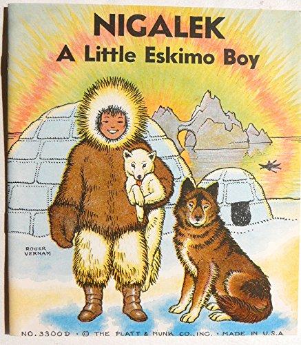 Nigalek: A little Eskimo boy ()
