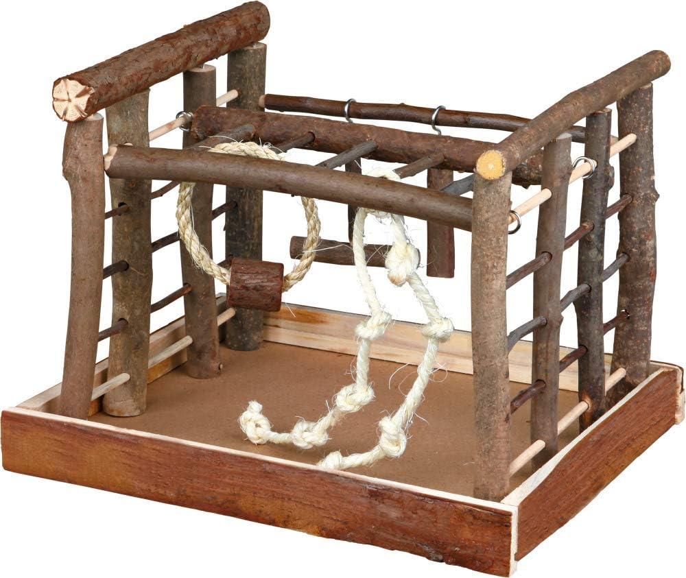 Trixie 5661 Área de Juego, 35 x 29 x 25 cm: Amazon.es: Productos para mascotas