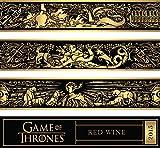 Game Of Thrones 3 Bottle Red Blend Wine Sampler Pack, 3 x 750 mL