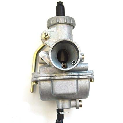 PZ20 Carb Carburetor 49CC 70CC 90CC 100 110 125CC COOLSTER NST CHINESE ATV Choke