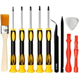 E.Durable Complete Screwdriver Set Repair Cleaning Tool Kit for All Sony PlayStation Consoles PS3 / PS4 / Vita / PS1 / PS2 / PSV/PSP, etc (PS3)