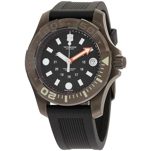 Victorinox Dive Master 500 Reloj de Hombre Cuarzo 38mm 241555.1: Amazon.es: Relojes