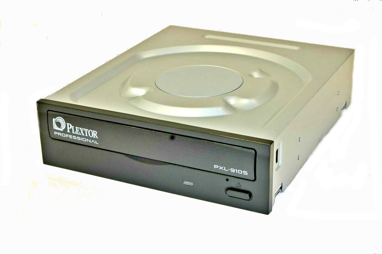 Plextor PXL-910S Professional Internal SATA Serial ATA DVD/CD Writer Drive for Desktop PC Computer - Bulk Pack (PXL-910S) - Acumen Disc Edition