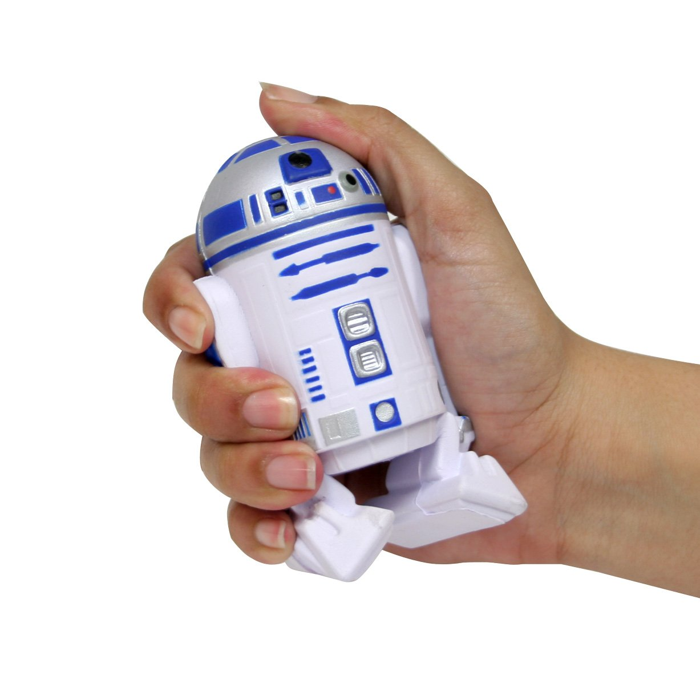 Figurine Star Wars Antistress Sd Toys R2d2-8436535270441 SD27044