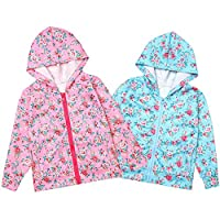 AMSKY? Baby Girl Clothes 6-9 Months,Toddler Kids Baby Grils Boys Long Sleeve Cartoon Print Hooded Coat Tops Outfits