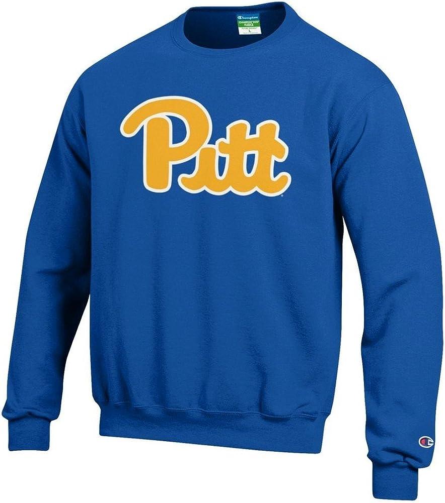 Pitt Panthers Crewneck Sweatshirt Icon Royal