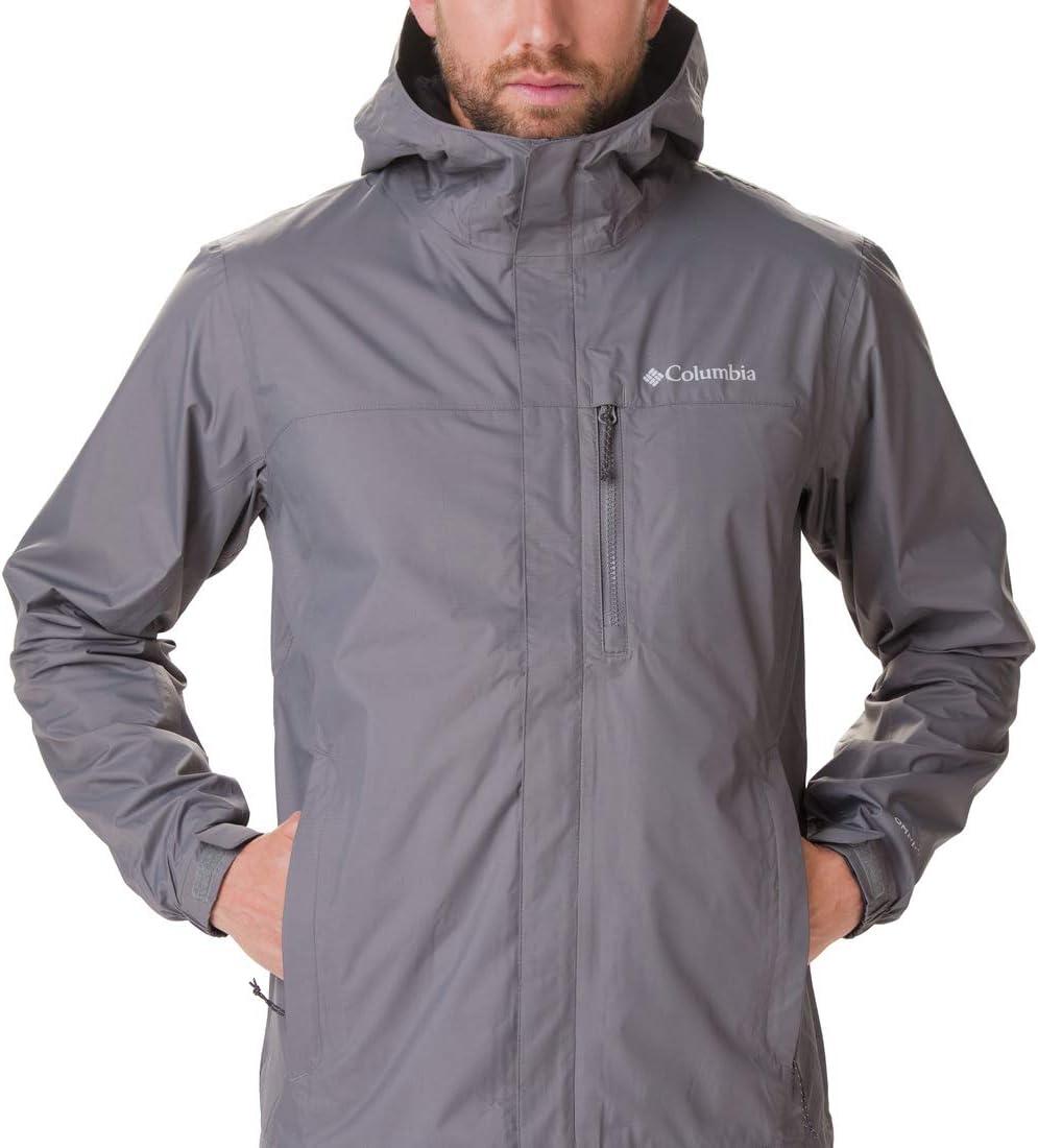 Columbia Mens Pouring Adventure Ii Waterproof Jackets