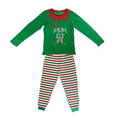 062318cfa3 Made By Elves Elf Pyjamas Christmas Family PJs - Dad