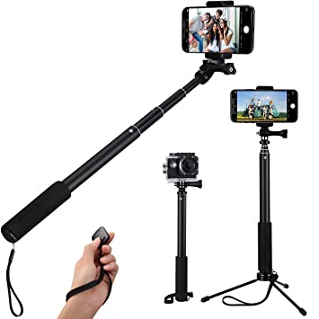 d8e4ef1f6d5 Mpow Palo Selfie Bluetooth con Trípode