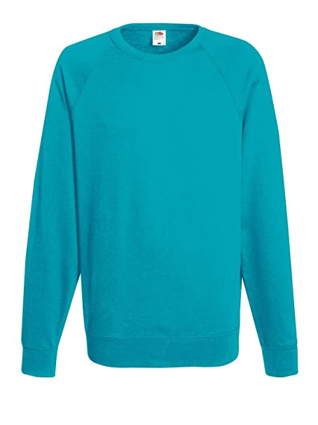 Footlocker Pictures With Credit Card Cheap Online Mens Zip Neck Raglansweat Sweatshirt Fruit Of The Loom Outlet Discount Amazon Top Quality For Sale eLym6rO