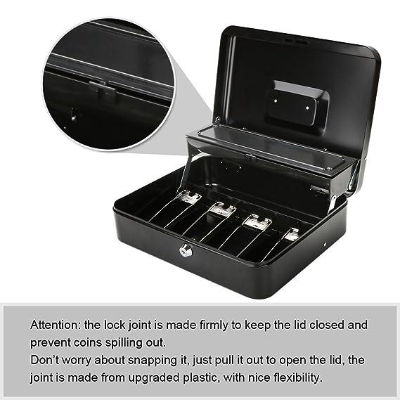 Amazon.com: Jssmst SM-CB0501L. Caja grande de caudales con ...
