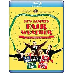 Amazon.com: It's Always Fair Weather [Blu-ray]: Gene Kelly ... Its Always Fair Weather