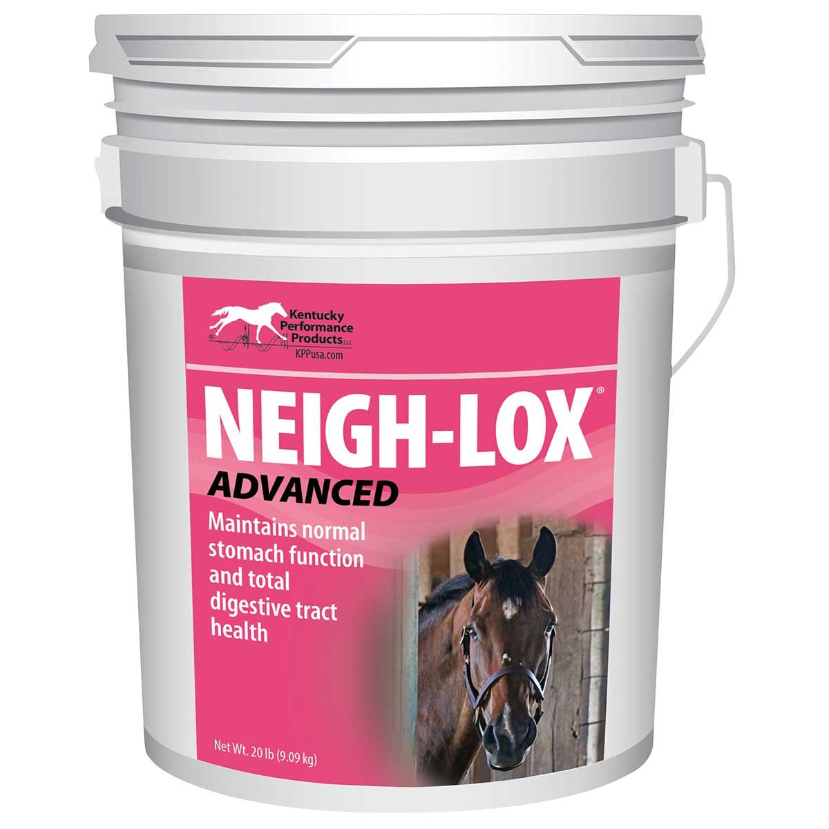 KENTUCKY PERFORMANCE PROD Neigh-Lox Advanced, 20 lb by Kentucky Performance Prod