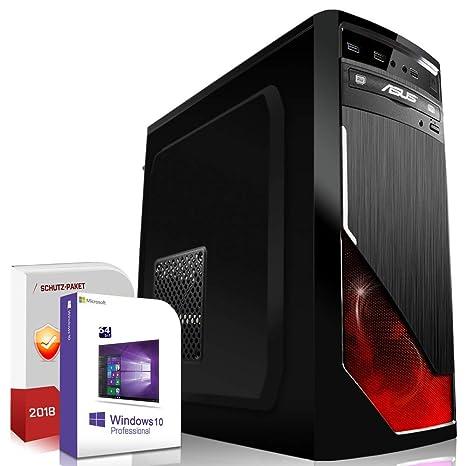 Completo PC Sistema 16 GB HD 4500 1.7 GB Intel i7 4790 K 4 x 4