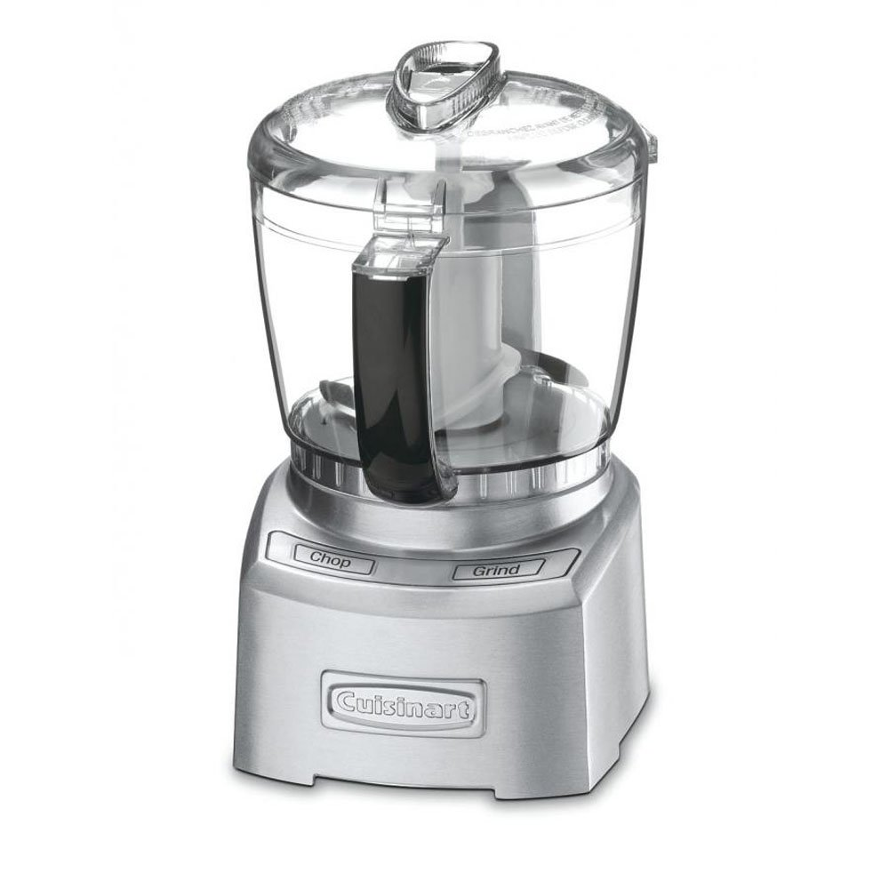 Cuisinart CH-4DC Elite Collection 4-Cup Chopper/Grinder, Die Cast (Certified Refurbished) by Cuisinart (Image #2)
