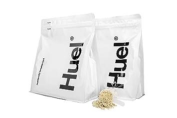 Huel Nutrially Complete Food Powder - Comida en polvo 100 ...