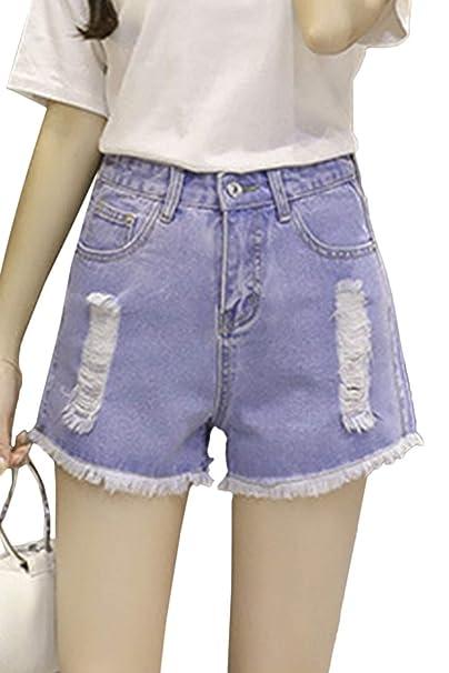 Pantalones Vaqueros De Talle Alto De Pantalones Las Mujeres ...