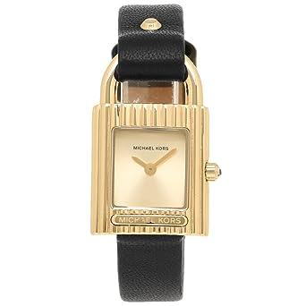 03f9b41580b0 マイケルコース 時計 MICHAEL KORS MK2692 ISADORE レディース腕時計ウォッチ ブラック/イエローゴールド [並行