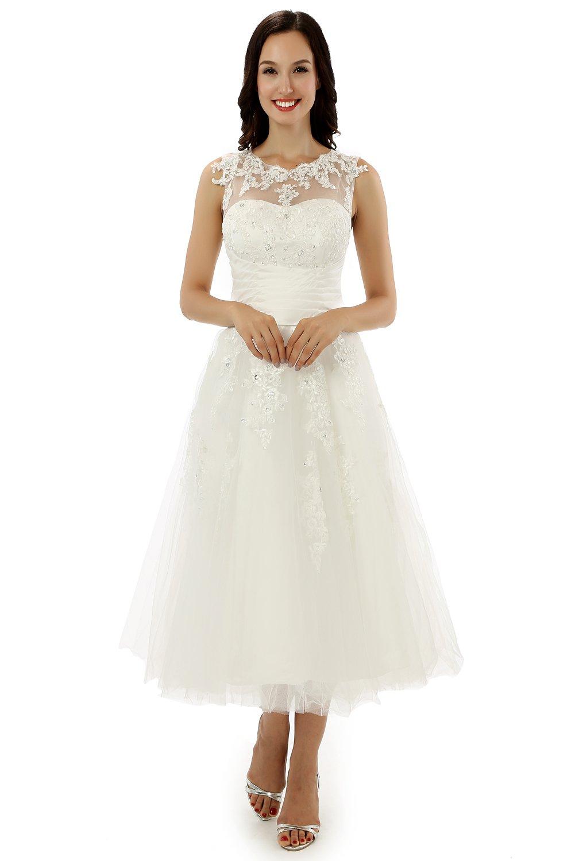 Wedding Dresses for Older Brides: Amazon.co.uk