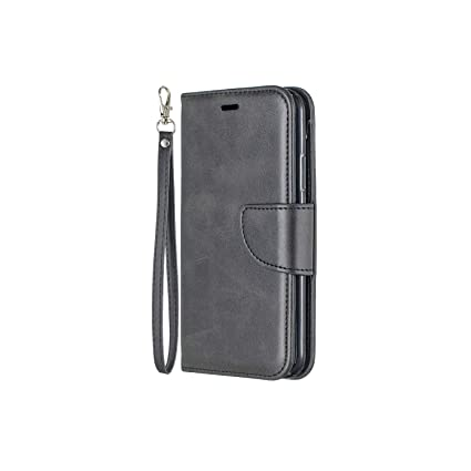 Amazon.com: Business Leather Flip Phone Case for iPhone 6 6S ...