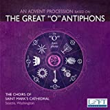 """Advent Procession based on The Great """"O"""" Antiphons"""