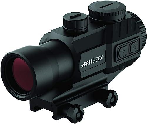 Athlon Optics Midas TSP4 - Alcance de prisma, color negro