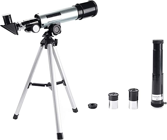 Detachable Astronomical Telescope Tripod 20-60x60 Large-Caliber Telescope Beginners Ideal Telescope High-Definition high-Definition View Bird Mirror