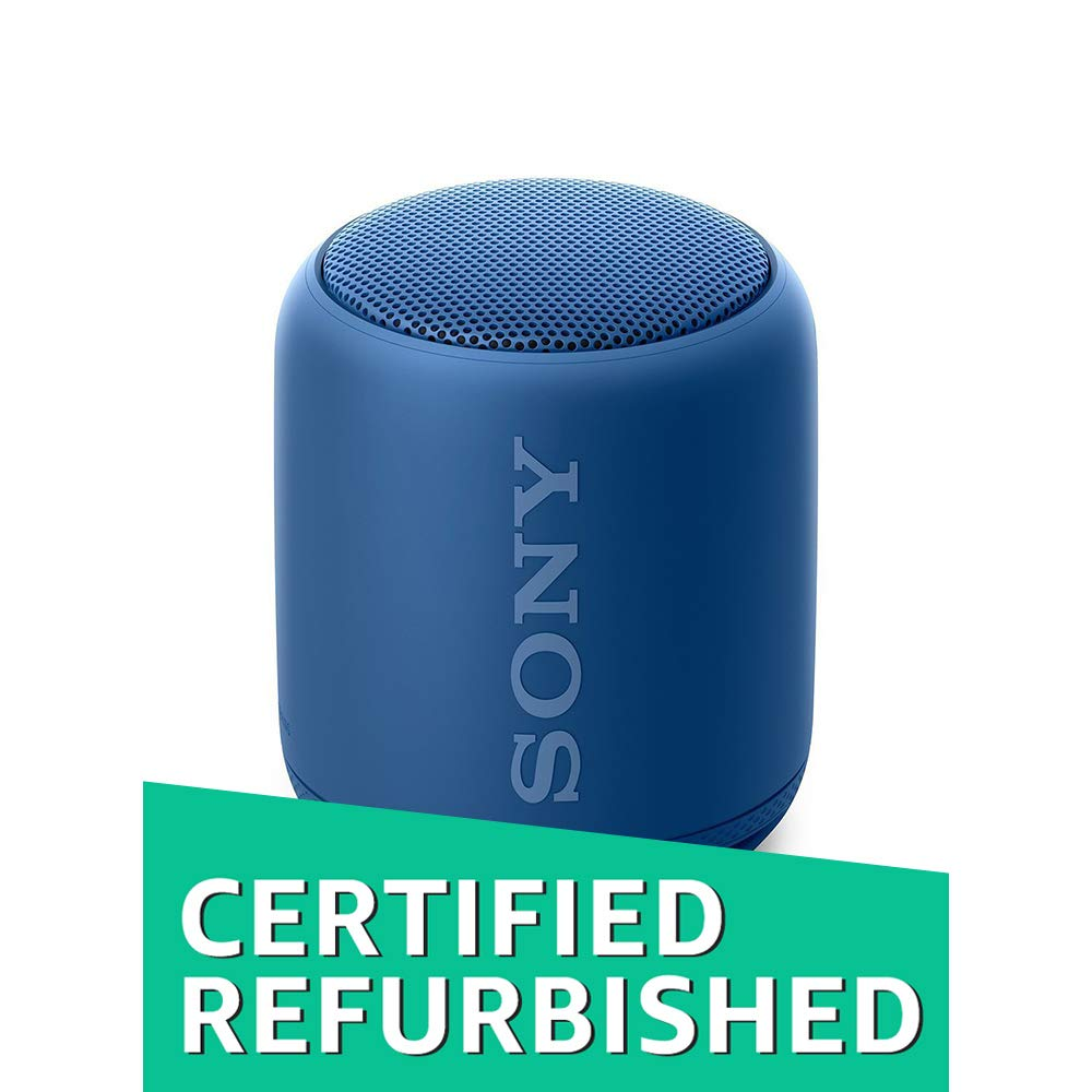 (CERTIFIED REFURBISHED) Sony Extra Bass SRS-XB10 Portable