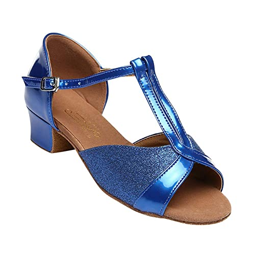 d286b4c3a0232 Daytwork Latin Dance Shoes - Women s Ballroom Standard Latin Dance for  Little Girls Modern Standard Lounge