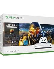 Xbox One S - Consola 1 TB + Anthem: Legión Del Alba - Edición Especial