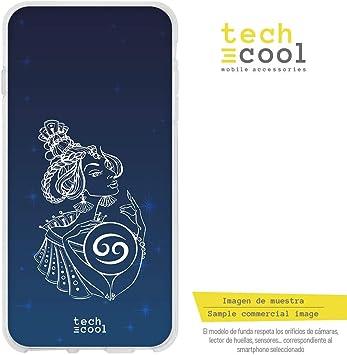 Funnytech® Funda Silicona para Elephone S8 [Gel Silicona Flexible ...