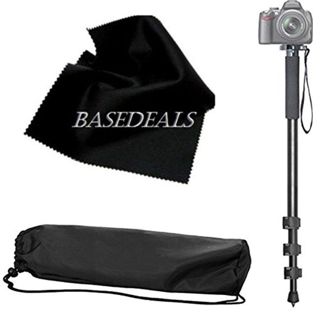 頑丈な72」一脚カメラスティックwithクイックリリースfor Panasonic Lumix DMC - gf1、dmc-gf2、gh1、dmc-gh2、DMC - gh3、- gh4、dmc-gm5、gx1カメラ: Collapsible Mono Pod、mono-pod   B01N5DASBZ