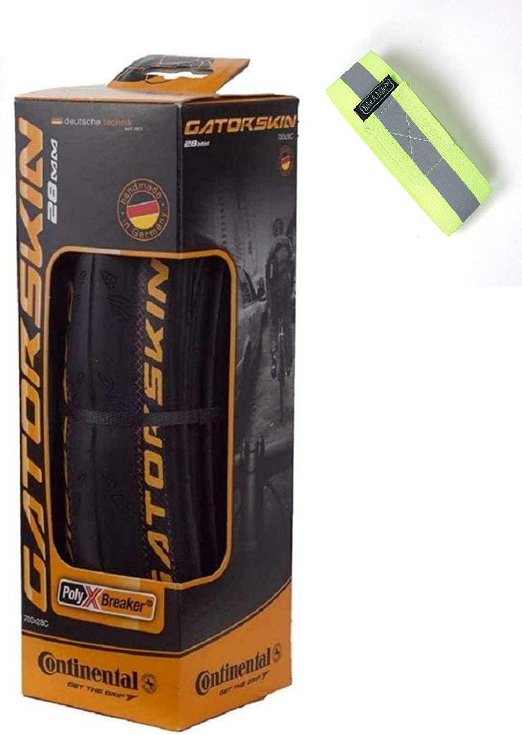 Bike A Mile Continental GatorSkin Bike Tires