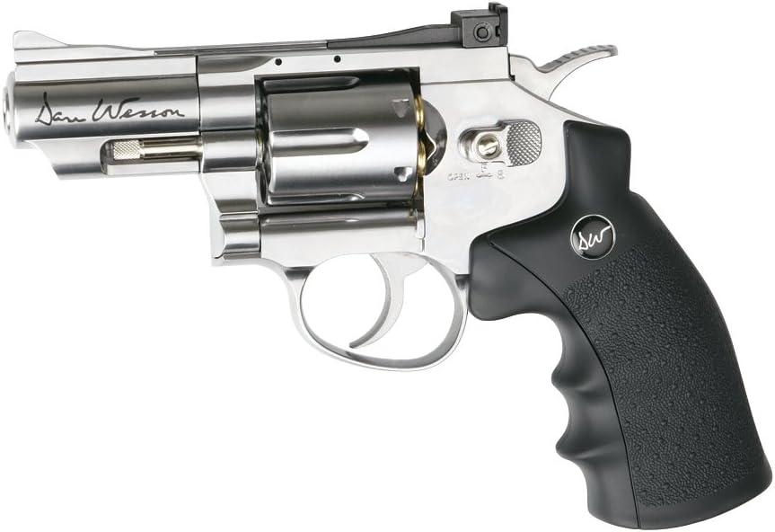 Dan Wesson CO2 Airsoft Pistol Revolver