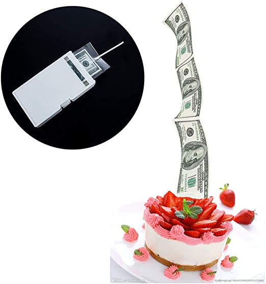Money Cake  Box  Happy Birthday Cake for Birthday Party Decoration