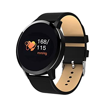 Reloj rastreador de fitness, reloj inteligente de juego, pantalla de color de larga duración, resistente al ...