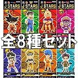 J STARS World Collectible figure vol.1 [all eight set (Furukonpu)]