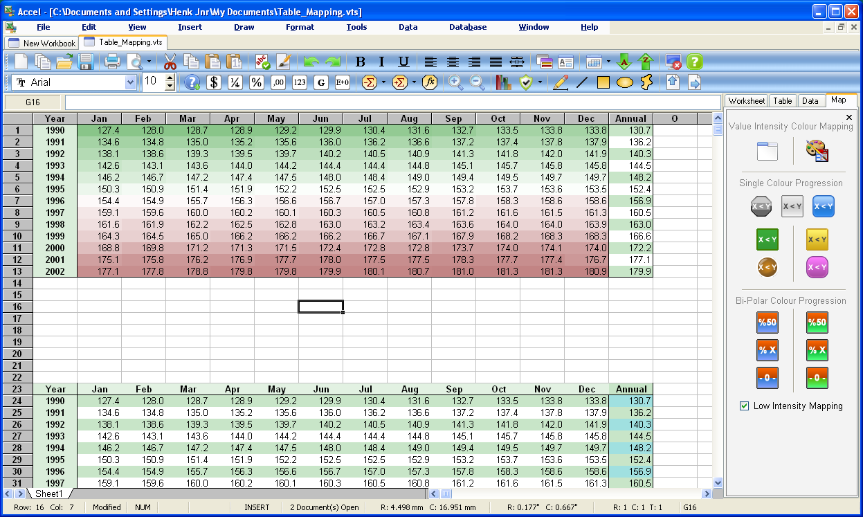 SSuite Accel Spreadsheet [Download]