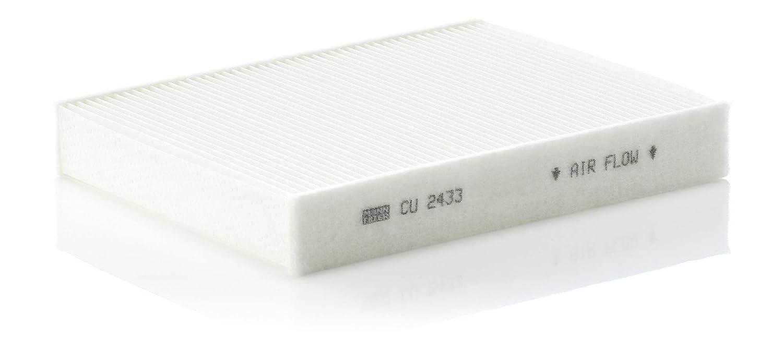Mann Filter CU2433 Filter MANN & HUMMEL GMBH CU 2433