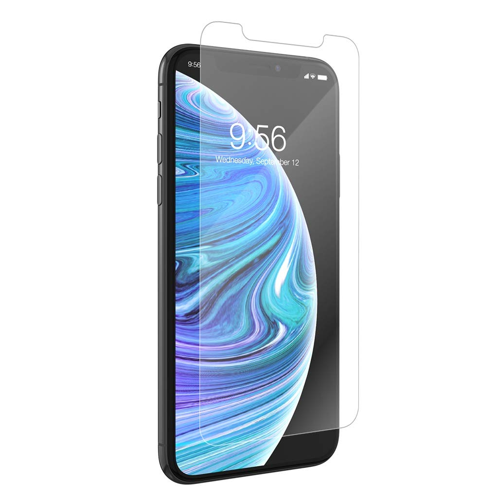 ZAGG 200101942  Invisible Shield Glass+ Vision Guard - Blocks harmful high-energy visible (HEV) blue light and 99% of UV light from your device - Made for Apple iPhone X / Xs, X-Small, Clear by ZAGG