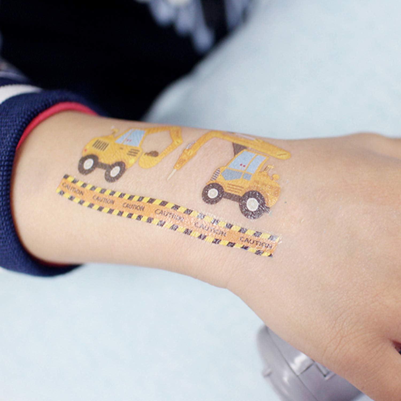 SZSMART Tatuajes Temporales para Niños, Tatuaje Falso, Varios ...