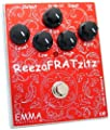 EMMA Electronic RF-2 ReezaFRATzitz II Guitar Distortion Effect Pedal