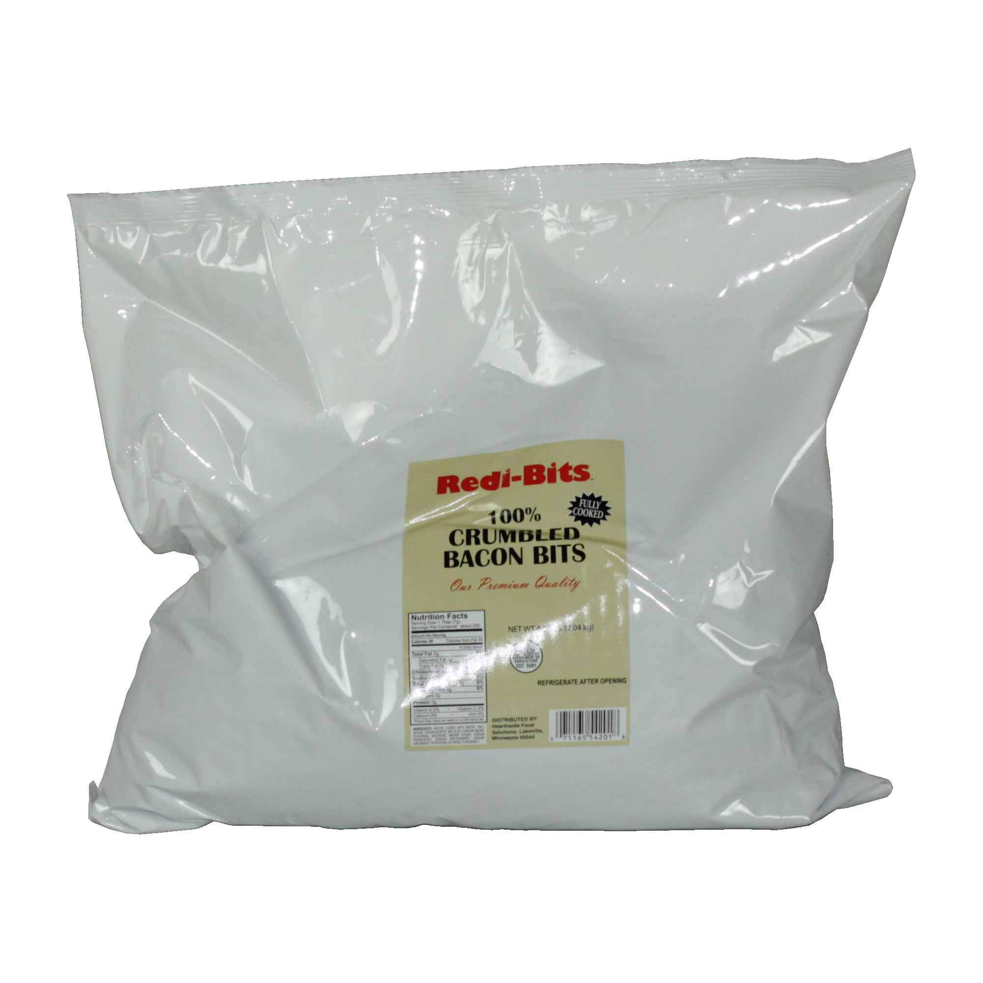 BACON BITS REAL , 6 x 4.5 LB by Rytway Products (Image #1)