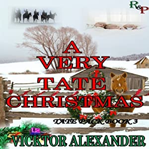 A Very Tate Christmas Audiobook